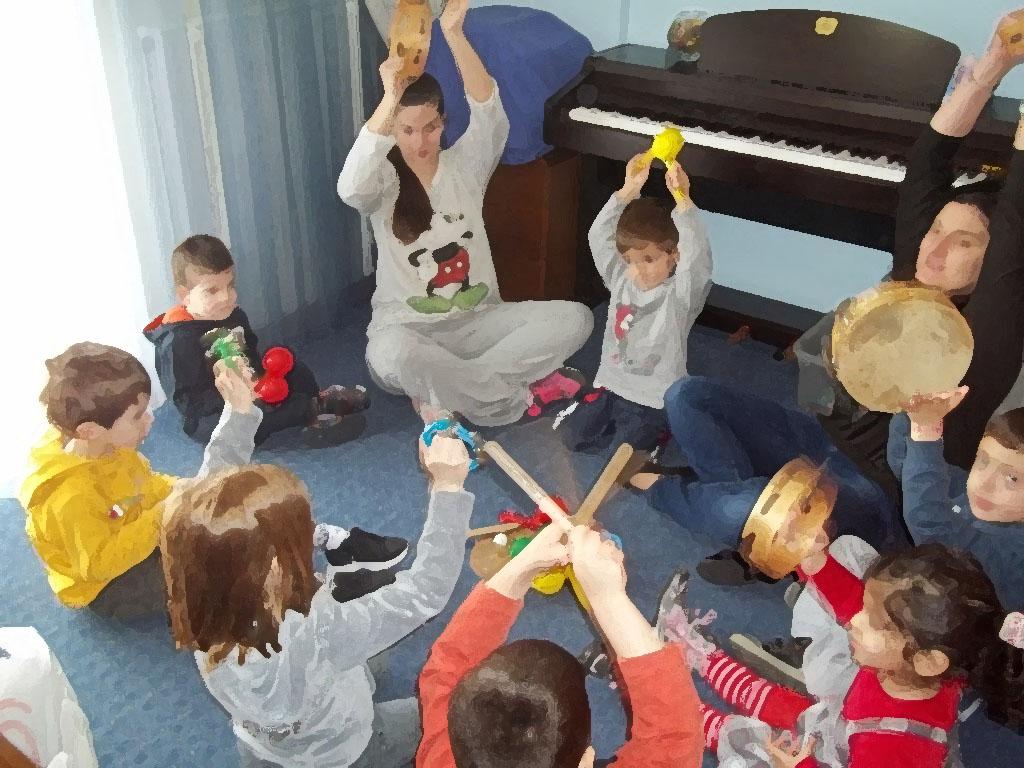 μουσικοπαιδαγωγική