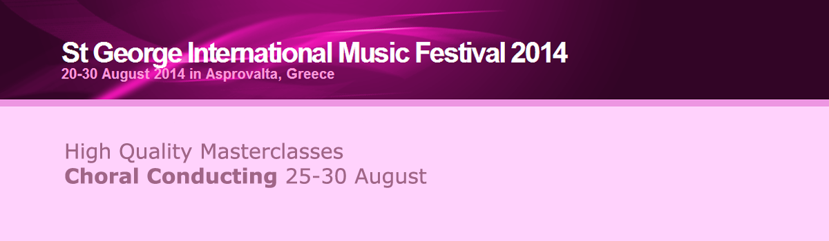 St George International Music Festival
