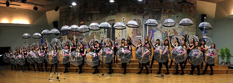 η Πολυφωνική Χορωδία Πάτρας στο 4ο Παγκόσμιο Φεστιβάλ Χορωδιών Μιούζικαλ